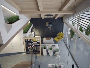 后现代风格别墅型室内设计装修效果图