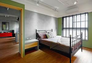 现代loft风格80平米精致公寓装修效果图赏析
