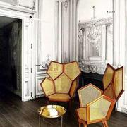 新古典风格复式楼客厅实景图