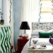 地中海风格小户型卧室装修效果图