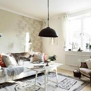 北欧风格女生公寓装修效果图