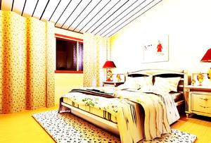 欧式风格复式楼阁楼装修效果图