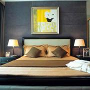 现代大户型卧室设计装修效果图欣赏