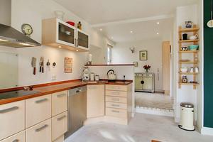 现代北欧风格单身公寓装修设计