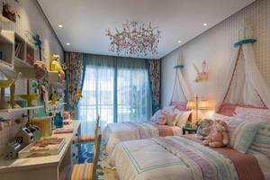清新田园风格小户型儿童房装修效果图