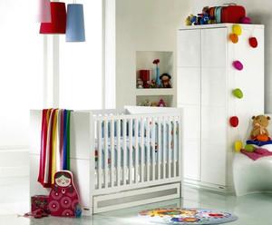 简欧风格大户型室内婴儿房装修效果图赏析
