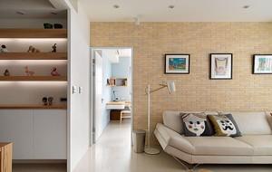北欧风格公寓装修设计效果图