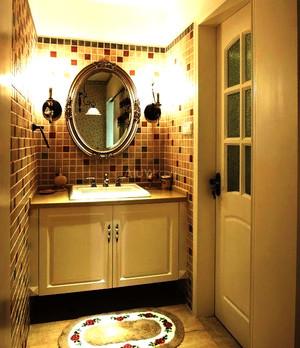 简欧风格两居室卫生间装修效果图