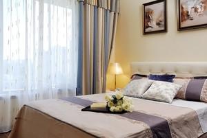 现代风格二居室装修设计效果图