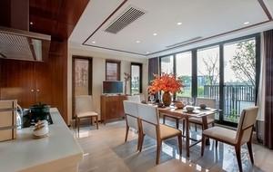 混搭日式公寓装修设计效果图