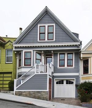 美式风格别墅设计装修效果图
