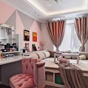 现代风格小户型卧室装修效果图