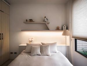 130平米现代时尚优雅公寓装修效果图赏析