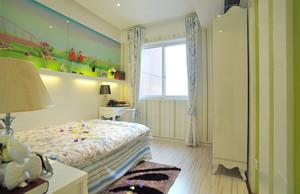 后现代风格小户型儿童房装修效果图
