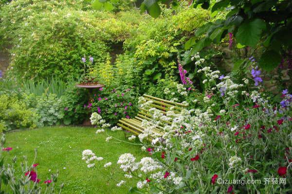 200平米别墅花园装修效果图鉴赏