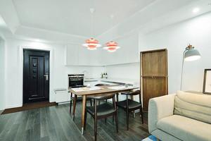 北欧风格三居室整体装修效果图赏析