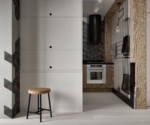 后现代风格男生公寓装修效果图赏析