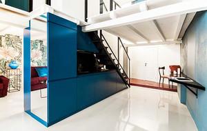 120平米现代loft风格整体装修效果图赏析