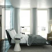 现代风格大户型卧室隔断装修效果图鉴赏