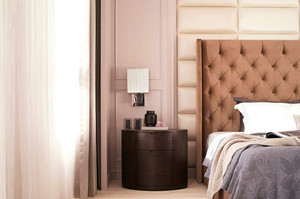 新中式风格三居室整体装修效果图