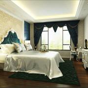 大户型法式风格卧室装修效果图赏析
