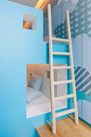 小户型简欧风格儿童房装修效果图赏析