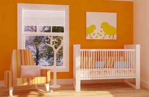 简欧风格小户型婴儿房装修效果图赏析