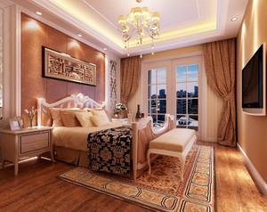 欧式风格大户型卧室装修效果图赏析