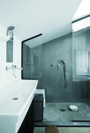 极简主义风格小户型卫生间卫浴设计效果图大全