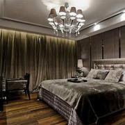 后现代风格单身公寓卧室装修效果图赏析