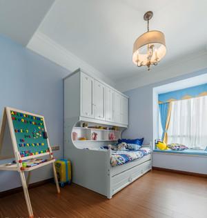 80平米简欧风格儿童房装修效果图赏析