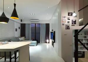 135平米现代loft风格整体装修效果图赏析