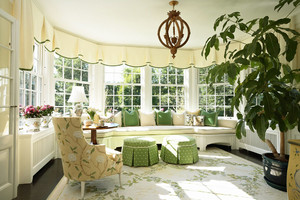 欧式田园风格别墅窗户设计效果图赏析