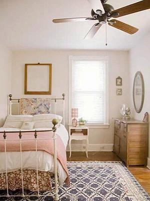 120平米欧式风格卧室装修效果图赏析