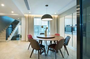 200平米别墅现代风格整体装修效果图赏析