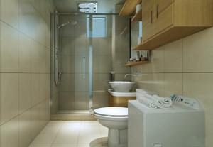 100平米现代风格卫生间装修效果图赏析