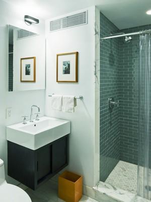 100平米现代风格卫生间装修效果图鉴赏