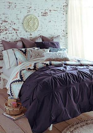 二居室宜家风格卧室背景墙装修效果图赏析