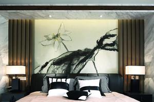 中式风格精致别墅整体装修效果图鉴赏