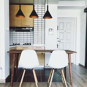 单身公寓北欧风格餐厅装修效果图赏析