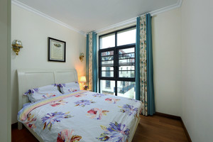 90平米法式风格卧室装修效果图赏析
