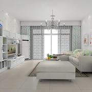 小户型韩式风格客厅装修效果图赏析