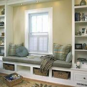 空间其他简约飘窗一居室装修