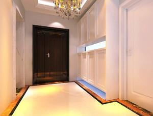 美式风格别墅玄关设计效果图鉴赏