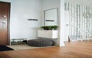 北欧风格小户型时尚创意玄关设计效果图