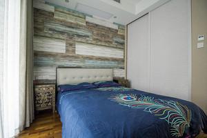 100平米美式田园风格卧室装修效果图赏析