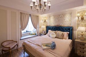 欧式风格大户型精致卧室装修效果图赏析