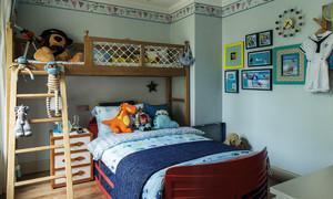 现代风格大户型时尚儿童房装修效果图赏析