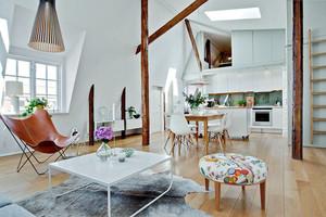 90平米现代loft风格整体装修效果图赏析