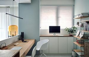 现代风格男生公寓整体装修效果图赏析